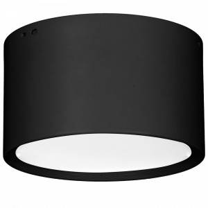 DOWNLIGHT LED black 0895 Luminex