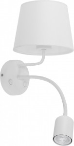 MAJA LED white kinkiet 1362 TK Lighting