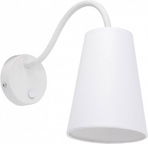 WIRE white kinkiet 2445 TK Lighting
