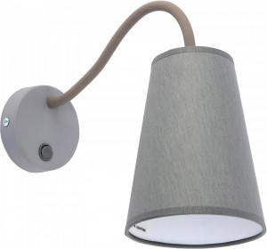 WIRE gray kinkiet 2446 TK Lighting