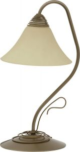 VICTORIA gold biurkowa 2995 Nowodvorski Lighting