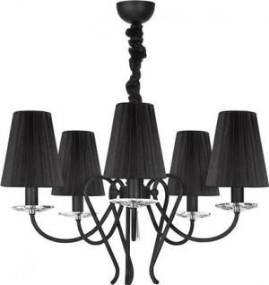 TROPEA black V zwis 5207 Nowodvorski Lighting