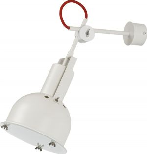 INDUSTRIAL white I kinkiet S 5524 Nowodvorski Lighting