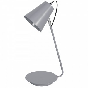 TABLE LAMP grey 8298 Luminex