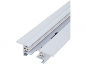 PROFILE RECESSED TRACK 2 METRE white 9014 Nowodvorski Lighting