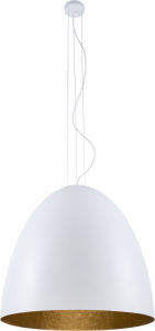 EGG XL white-gold 9025 Nowodvorski Lighting