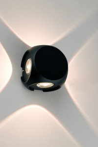 PATRAS LED black 9115 Nowodvorski Lighting