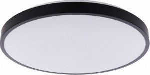 AGNES ROUND LED black S 9161 Nowodvorski Lighting