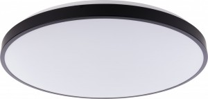 AGNES ROUND LED black L 9165 Nowodvorski Lighting
