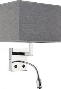 HOTEL LED grey kinkiet 9302 Nowodvorski Lighting