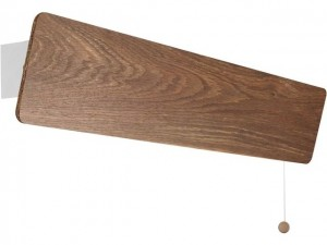 OSLO LED smoked oak 9312 Nowodvorski Lighting