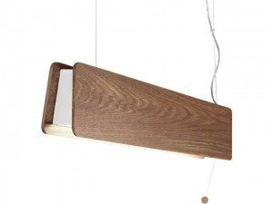 OSLO LED smoked oak 9314 Nowodvorski Lighting