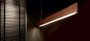 OSLO LED smoked oak 9315 Nowodvorski Lighting