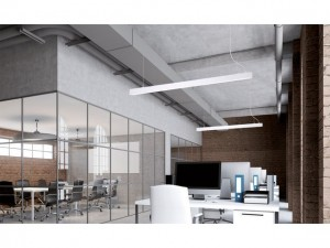 OFFICE LED white zwis 9355 Nowodvorski Lighting