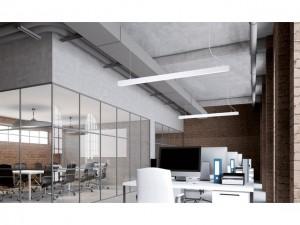 OFFICE LED white zwis 9355 Nowodvorski Lighting