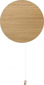 MINIMAL oak kinkiet 9377 Nowodvorski Lighting