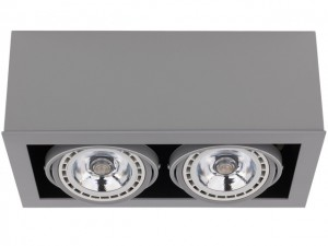 BOX ES111 grey II 9471 Nowodvorski Lighting