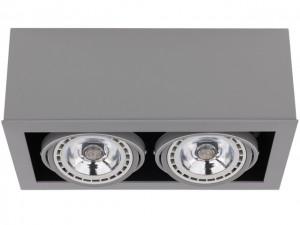 BOX ES111 grey II 9471 Nowodvorski Lighting