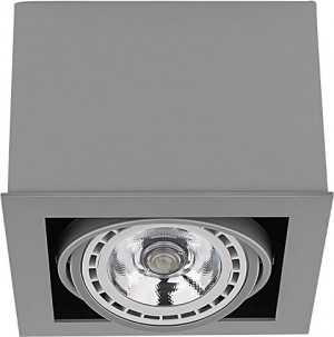 BOX ES111 grey I 9496 Nowodvorski Lighting