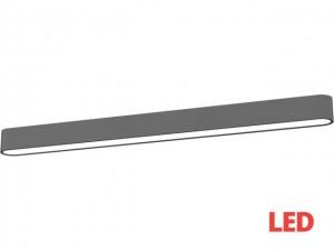 SOFT LED graphite 120x6 plafon 9535 Nowodvorski Lighting