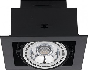 DOWNLIGHT ES111 black 9571 Nowodvorski Lighting
