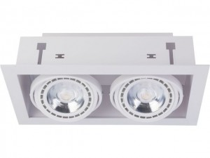 DOWNLIGHT ES111 white II 9574 Nowodvorski Lighting