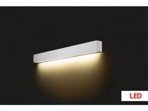 STRAIGHT WALL LED silver L 9615 Nowodvorski Lighting