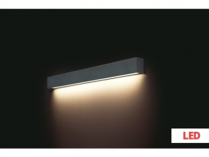 STRAIGHT WALL LED graphite M 9617 Nowodvorski Lighting