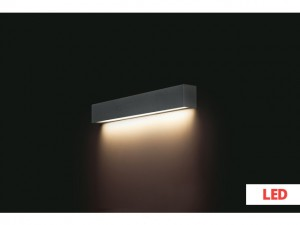 STRAIGHT WALL LED graphite S 9618 Nowodvorski Lighting