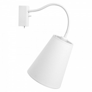 FLEX SHADE white kinkiet 9764 Nowodvorski Lighting