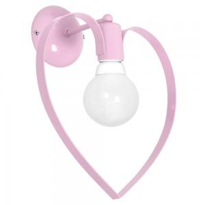 AMORE pink kinkiet 9952 Luminex