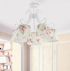 AMELIA white V plafon 364 TK Lighting