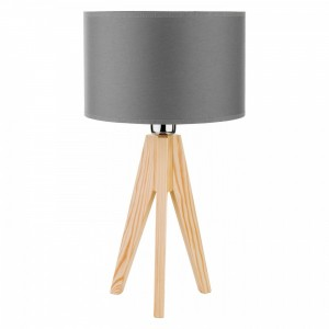 DOVE WOOD gray biurkowa 3003 TK Lighting