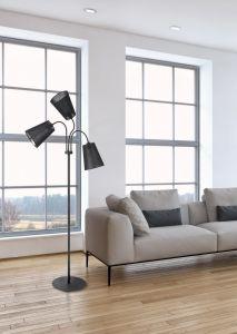 FLEX SHADE black podłogowa 9754 Nowodvorski Lighting