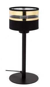SOFIA black-gold biurkowa 50237 Sigma