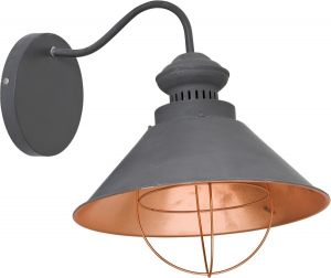 LOFT taupe kinkiet mini 5665 Nowodvorski Lighting