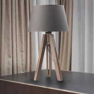 LORENZO gray biurkowa 2977 TK Lighting