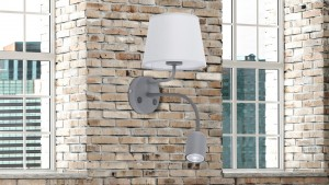 MAJA gray kinkiet 2536 TK Lighting