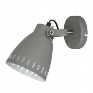 FRANKLIN grey kinkiet MB-HN5050-1-GR+S.NIC Italux