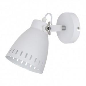 FRANKLIN white kinkiet MB-HN5050-1-WH+S.NIC Italux