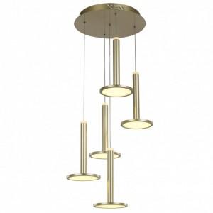 OLIVER LED gold V MD17033012-5A GOLD Italux