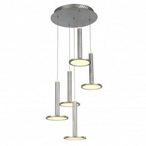 OLIVER LED nickel V MD17033012-5A S.NICK Italux