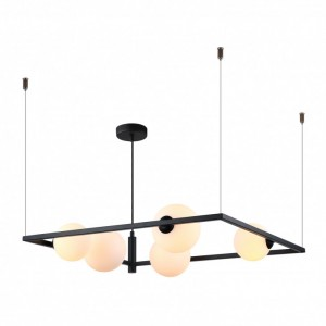 GARETH black MDM-3975/5 BK Italux