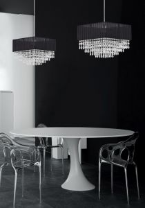 MODENA black I zwis 4014 Nowodvorski Lighting