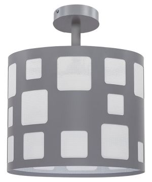 MODUL KWADRATY grey plafon L 30502 Sigma