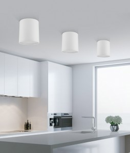 OFFICE CIRCLE white 2466 TK Lighting