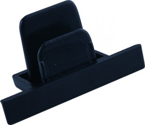 PROFILE RECESSED DEAD END CAP black 8975 Nowodvorski Lighting