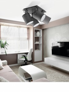 RELAX gray IV 2682 TK Lighting