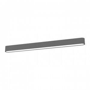 SOFT LED graphite 120x6 plafon 9535 Nowodvorski Lighting