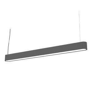SOFT LED graphite 120x6 zwis 9543 Nowodvorski Lighting